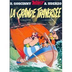Astérix, tome 22: La Grande Traversée, par René Goscinny et Albert Uderzo