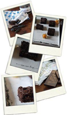 Schokoladenkuchen mit Tonkabohne *