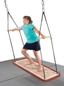Storing Up My Treasures: DIY Platform Swing/Glider