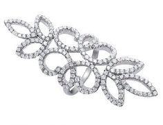 STERLING SILVER FILIGREE FULL FINGER RING WHOLESALE US JEWELRY ONLINE – SILVER JEWELRY STYLE