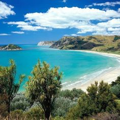 Anaura Bay, Gisborne, New Zealand