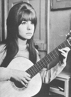 jane asher, 1960's