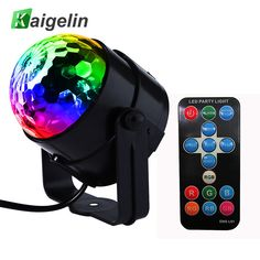 Lights & Lighting Stage Lighting Effect Nice Lights Disco Ball Lumiere Sound Activated Laser Projector Christmas Light Effect Party Music Lamp Led Stage Light Disco Good Taste