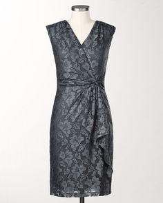 mother of bride dress? Shimmer lace dress