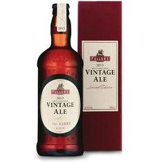 Fuller Smith & Turner - Fuller's Vintage ale 2013 n:o 037051 8,5% pullo