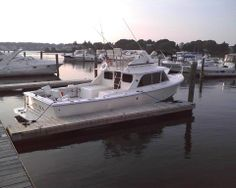 Eddie Clark shares this pic of his 1979 31 Flybridge out of Yarmouth, Massachusetts
