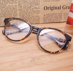 3f6be8496e Ultra-light leopard print non-mainstream glasses big box eyeglasses frame  Women frame fashion on AliExpress.com. 10% off  30.66