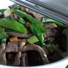 Authentic Korean Bulgogi..Tested & Approved!  This is a perfect recipe, it is truly authentic.