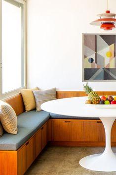 Mid Century House, Mid Century Style, Mid Century Design, Modern Kitchen Design, Modern Interior Design, Mid Century Modern Kitchen, Mid Century Kitchens, Mid-century Interior, Kitchen Interior