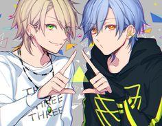 Hot Anime Boy, Anime Boys, Manga Boy, Cute Anime Guys, Anime Friendship, Girl Friendship, Kawaii Anime, Anime Gangster, Cool Anime Pictures