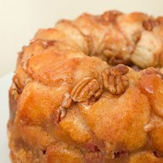 Praline Monkey Bread