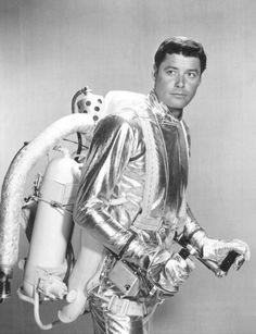 John Robinson - Lost in Space #GuyWilliams