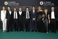 Opening Night ZFF 2017 Green Carpet, Opening Night, Roger Federer, Zurich, Film Festival, Filmmaking, Actors, Movie Posters, Sport