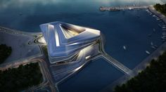 Busan Opera House, South Korea.