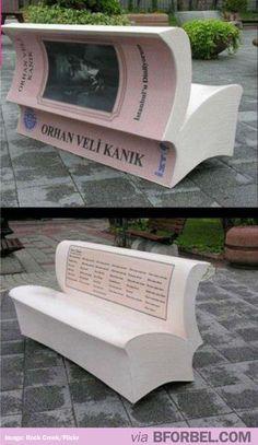 Book Bench…
