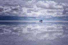Salar de Uyuni, Bolivia /