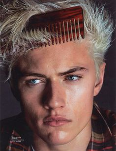 Rocket Magazine | LUCKY BLUE SMITH PARA JALOUSE MAGAZINE | http://rocketmagazine.net