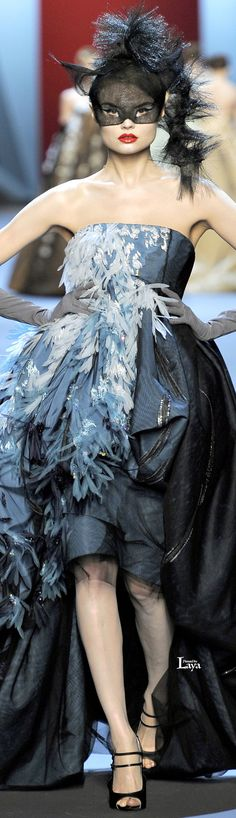 ♔LAYA♔CHRISTIAN DIOR S/S 2011 COUTURE♔