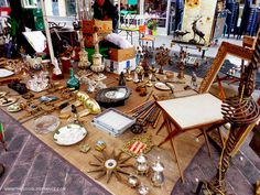 Cours Saleya Market Nice in Photos : The Good Life France