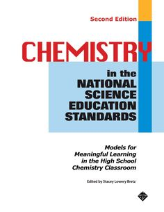 46 best chemistry teaching resources images on pinterest chemistry chemistry in the national science education standards fandeluxe Choice Image