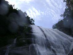 Cachoeira do Gato. Ilha Bela - SP - Brasil