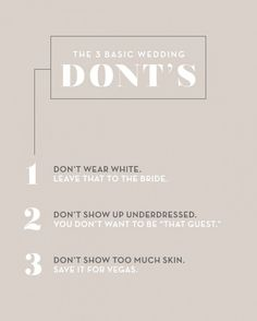 10 Wedding Questions With Style Me Pretty's Abby Larson The basic wedding do's and dont's. Wedding Guest Outfits Uk, Plus Size Wedding Guest Dresses, Wedding Trends, Wedding Tips, Wedding Styles, Revolution, Wedding Questions, Who What Wear, Bridal Style