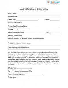 The Temporary Guardianship Form Is A Free Printable Table That