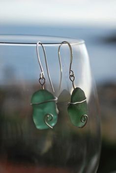 Mare Wave II  Love Lizzie Lou  Handcrafted jewelry and wine glass charms  http://www.facebook.com/Love.Lizzie.Lou