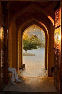 Uzbekistan, Bukhara, Kalon Mosque | Flickr - Photo Sharing!