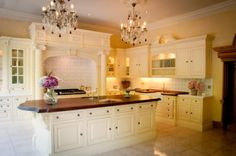 Clive Christian | Clive Christian Kitchens | Handpainted Kitchen