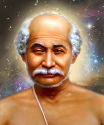 """""""Meditation leads to the conscious realization of soul's absolute oneness with God wherein the individual self-consciousness is merged with cosmic Self-consciousness"""" (by Lahiri Mahasaya). #yoga #soul #god #oneness"""