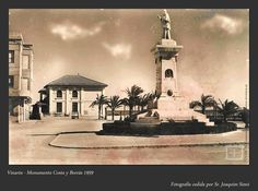 monumento costa y borras 1959