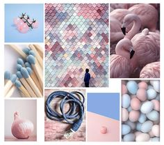 Color of The Year Pantone Serenity & Rose Quartz