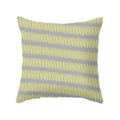 With a charming pattern that evokes tire treads in sand, we think you'll have no problem finding a home for this one! This simple, but textural pillow would look great in a brightly colored chair or as...  Find the Treads Pillow in Yellow, as seen in the Holiday Gift Guide: Gifts Under $50 Collection at http://dotandbo.com/collections/holiday-gift-guide-2015-gifts-under-50?utm_source=pinterest&utm_medium=organic&db_sku=MBW0054