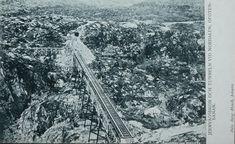 Nordland fylke Narvik Järnvägsbron vid Nordalen Ofotbanan Foto Borg Mesch, Kiruna tidlig 1900-tallet