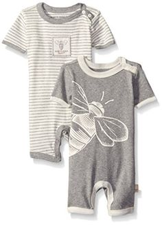 Burt's Bees Baby Baby Set Of 2 Organic Stripe and Bee Gra... http://www.amazon.com/dp/B016N9GSJ8/ref=cm_sw_r_pi_dp_IZ5lxb026TN55