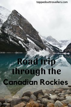 Headed to the Canadian Rockies? Here's a travel guide to Banff National Park, Jasper National Park and the Icefields Parkway in Alberta, Canada. Tips on where to go, where to hike and where to stay. #banff #rockymountains #canada #mountainranges #hiking #canadianrockies #outdoors #lakelouise #banff #canadianrockies #hikingadventures #banffnationalpark #mybanff #banfflife #explorebanff #explorealberta #alberta #canada #explorecanada&nbsp