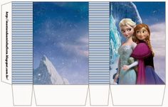 Free Printable Frozen Favor Bags