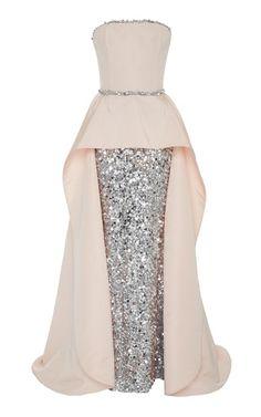 Elizabeth Kennedy gown