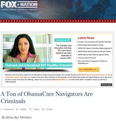 Fox Nation Uses Inaccurate And Inflammatory Headline To Attack ACA Navigators