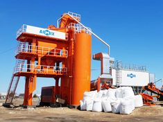 Aimix provides various types of mini asphalt mixing plant for sale at reasonable price. Looking for small asphalt mixing plant? Asphalt Concrete, Asphalt Plant, World Office, Concrete Mixers, Road Construction, Plant Sale, Modular Design, Heating Systems, Drum