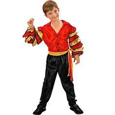 Disfraz Bailarin Rumbero #infantil #disfraces #carnaval