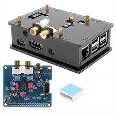 PCM5122 Extension Board Pour Raspberry Pi 3 Modèle B//2B//B X920 HIFI DAC //a