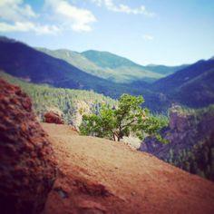 CO hiking