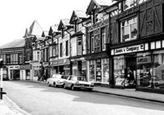 West Kirby - The Crescent 1967