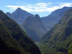 Réunion National Park, France
