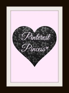 Pinterest Pincess*  Created by Sherrie via: PicMonkey