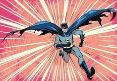 Upcoming Batman 66 comic