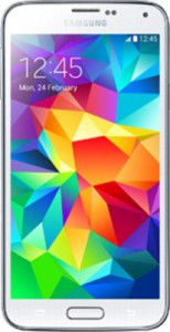 Buy #Samsung Galaxy S5 (Shimmery White)  #Mobile  With EMI  Best #Deal Price Rs. 37090