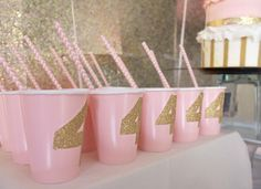 Pretty Ballet Birthday Party - Little Light Design Collective